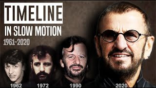 History of RINGO STARR in 12 Minutes | Beatle Evolution 1959-2020