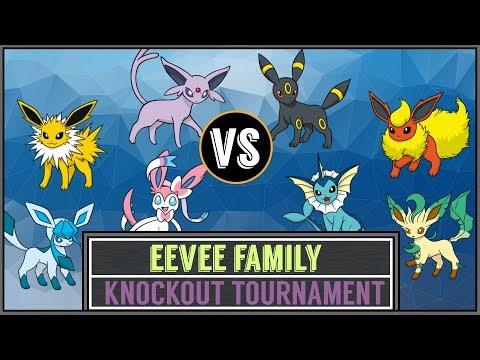Eevee Family Tournament (Pokémon Sun/Moon) - Blitz Torunament #7