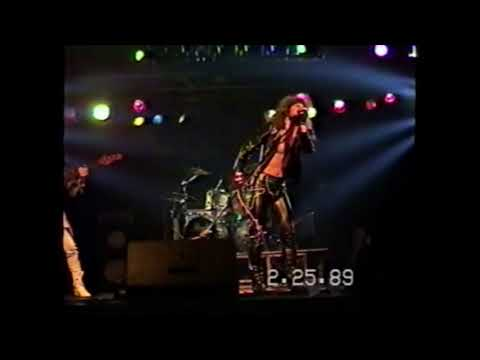Raise Your Hands - Big Bang - Park Villa, Staten Island 2/25/1989
