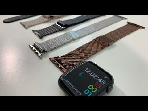 best-apple-watch-series-4-bands---unboxing-&-review