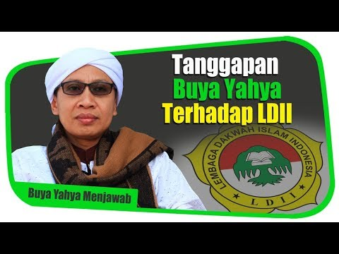 Tanggapan Buya Yahya terhadap LDII - Buya Yahya Menjawab