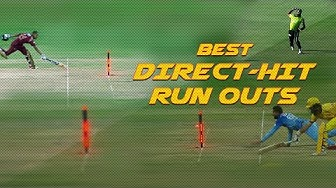 Best direct-hit wickets I Aldar Properties Abu Dhabi T10 I Season 3