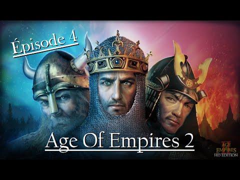 Age of empires 2 | C'est la guerre!!! (maritime surtout) #4
