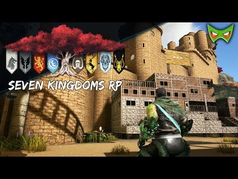 Where have I been? Seven Kingdoms Role Play Ark Server