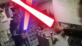 Star Wars Battleship: Super Oleg vs Dragovich