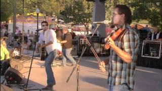 Jason Brown Country Music (Part 1) - Iowa State Fair 2010