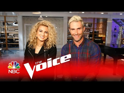 The Voice 2016 - Advises Team Adam - Tori Kelly