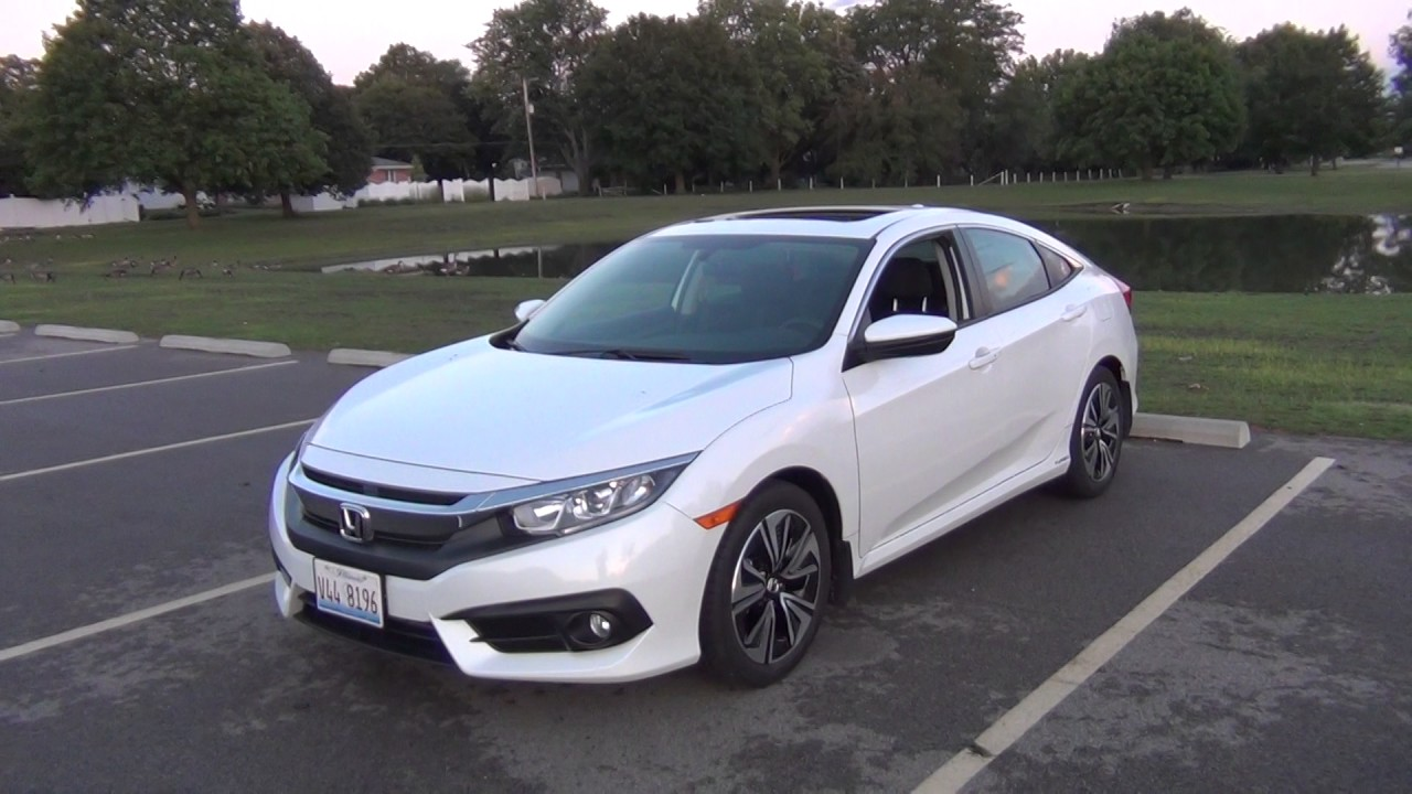 15 000 Mile Update On My 2017 Honda Civic Ex T 6 Sd