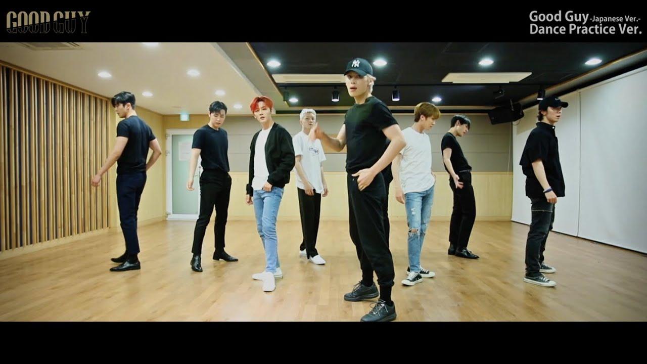 SF9 「Good Guy -Japanese ver.-」 Dance Practice