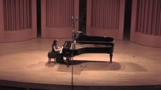 Erika Szatmary | Senior Recital