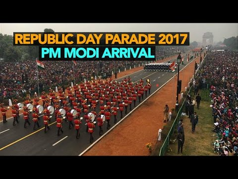 68th Republic Day Parade Celebrations | 2017 India