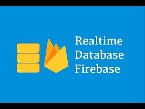 intro realtime database firebase