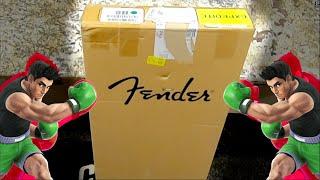 Unboxing Fender Japan's Latest Guitar | 2021 Fender Boxer Series Stratocaster | Review + Demo