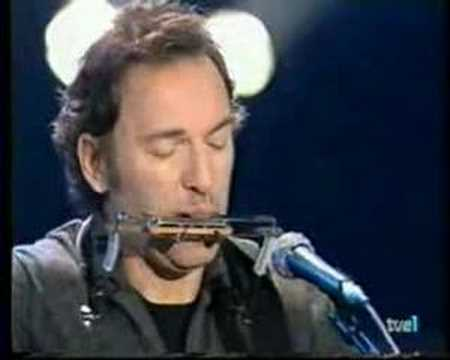 BRUCE SPRINGSTEEN - THIS HARD LAND LYRICS