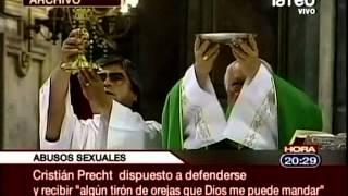 Abusos sexuales: Cristián Precht se defiende y está dispuesto a