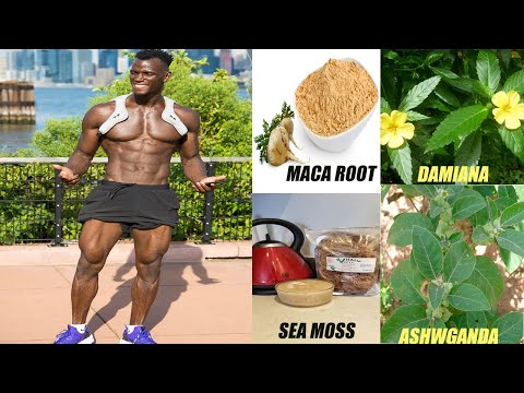 TOP 5 POWERFUL HERBS TO BOOST TESTOSTERONE NATURALLY