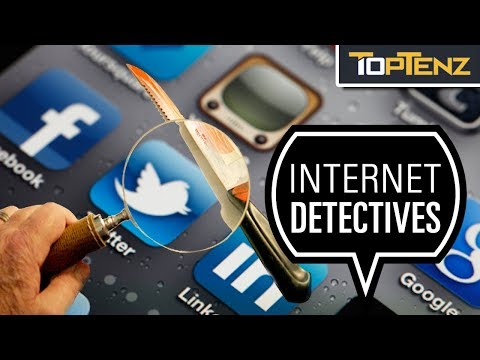 10 Crimes That Were Solved by Social Media