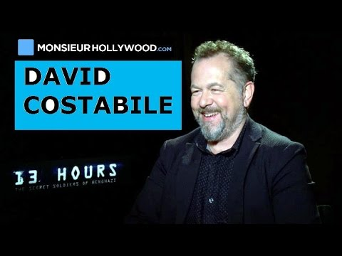 David Costabile, exclusive