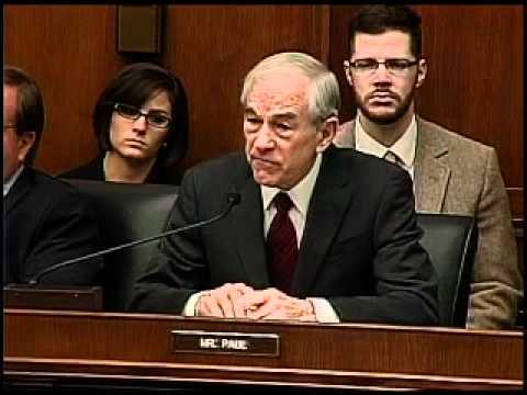 Ron Paul Vs. Ben Bernanke -- 2/29/12