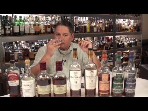 Sherry Single Malt Whiskies 101 & Review