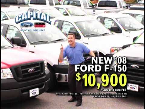 Capital Ford of Rocky Mount - Jaw Dropping Selection