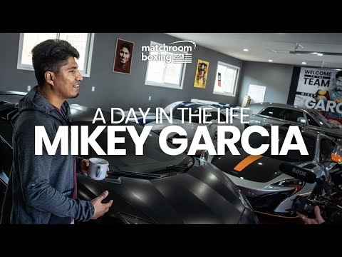 A Day In The Life | Mikey Garcia (Jessie Vargas Fight)