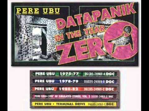 TERMINAL DRIVE a part of the DATAPANIK IN THE YEAR ZERO compilation
