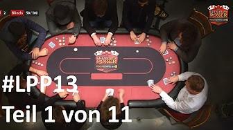 LPP #13 vom 28.11.2015 - Die Let's Play Poker PokerStars.de Show