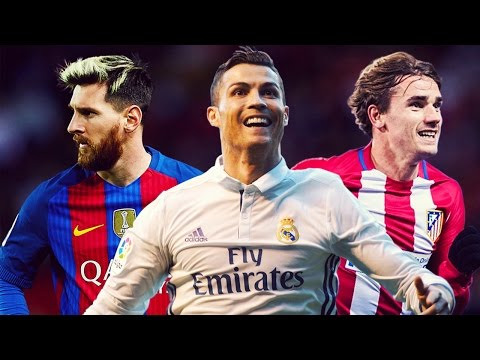 Lionel Messi vs Cristiano Ronaldo vs...