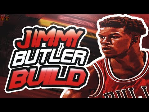 HOW TO MAKE A JIMMY BUTLER BUILD ON NBA 2K18 | JIMMY BUTLER ARCHETYPE (MyCareer)