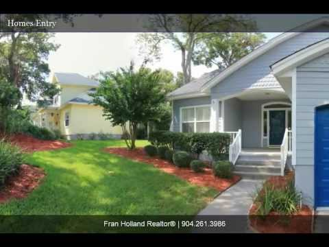 Amelia Island Home For Sale * 2649 LONG BOAT DRIVE