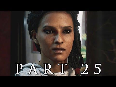 ASSASSIN'S CREED ORIGINS Walkthrough Gameplay Part 25 - The Lion (AC Origins)