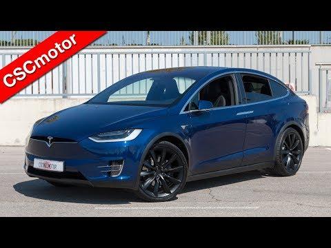 Tesla Model X - 2018   Revisión en profundidad