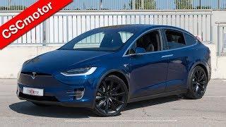 Tesla Model X - 2018 | Revisión en profundidad