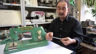 ТУЛА 1 - Подробный обзор швейной машины