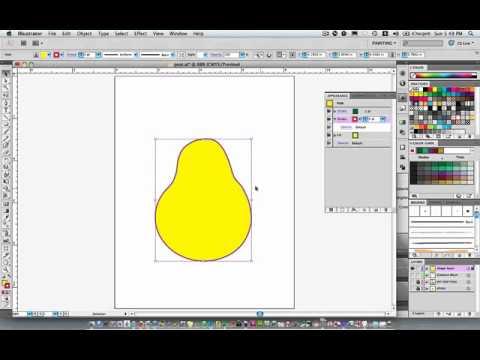 Appearance Panel in Illustrator CS5