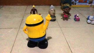Funny Minion Dancing Toy