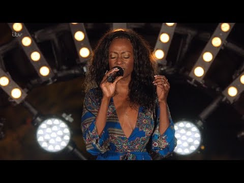 The X Factor Celebrity UK 2019 Victoria Ekanoye Makes You Believe Audition Full Clip S16E02