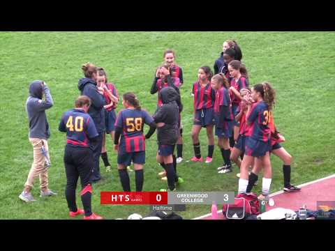 U15 Girls Soccer | HTS vs. Greenwood College highlights (October 11th, 2017)