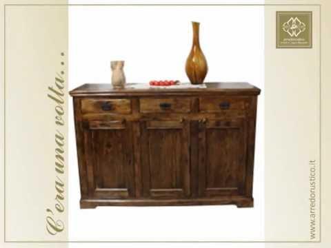 Casa rustica   rustico moderno arredamenti in legno massello www ...