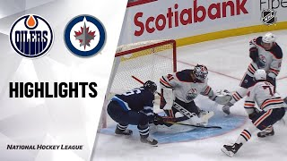 09/26/19 Condensed Game: Oilers @ Jets