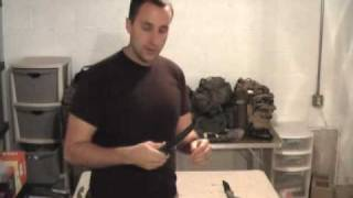 Cold Steel Recon Tanto, Equip 2 Endure Survival Knife Review