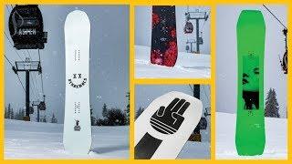 Four Bataleon Snowboards 2019 Product Highlights | TransWorld SNOWboarding STOMP Summit