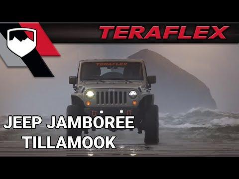 TeraFlex: Tillamook Jeep Jamboree 2017