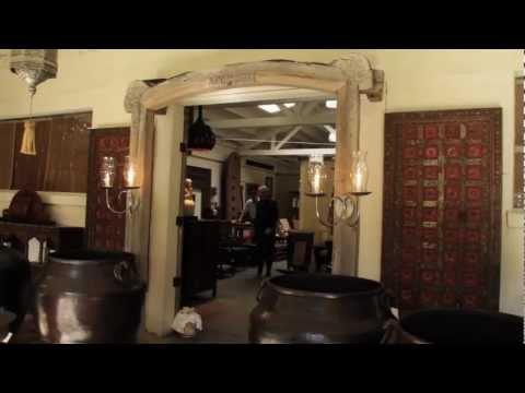 Asian Furniture Aesthetic - Inside Charles Jacobsen - Part 2 of 3