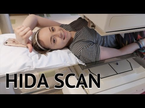 Having a HIDA Scan!