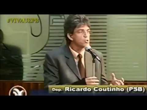 Quando deputado, Ricardo Coutinho defendia UEPB
