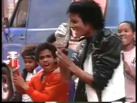 Classic Michael Jackson & Carlton Banks High Quality Pepsi Commercial 1984
