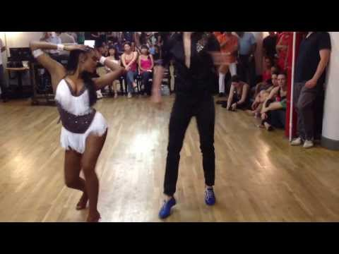Rebekah Letchumanan and Bernardo De La Vega Performs at Jimmy Anton Social