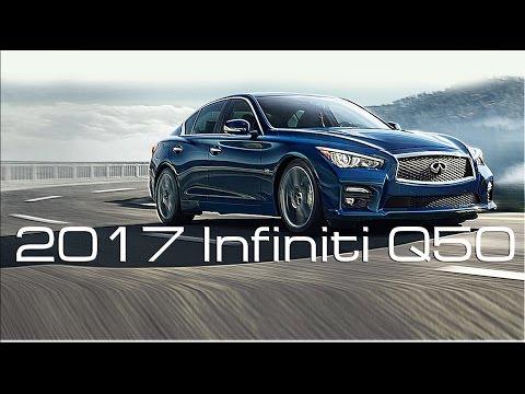 2018 Infiniti Q50 Full Review